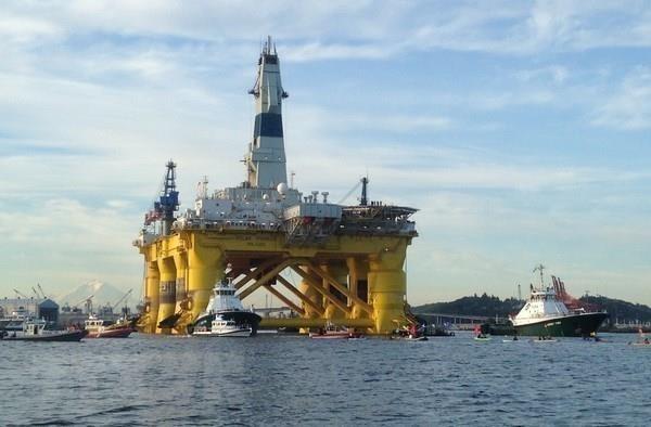 Aumentara Indonesia importacion de petroleo crudo desde Estados Unidos hinh anh 1