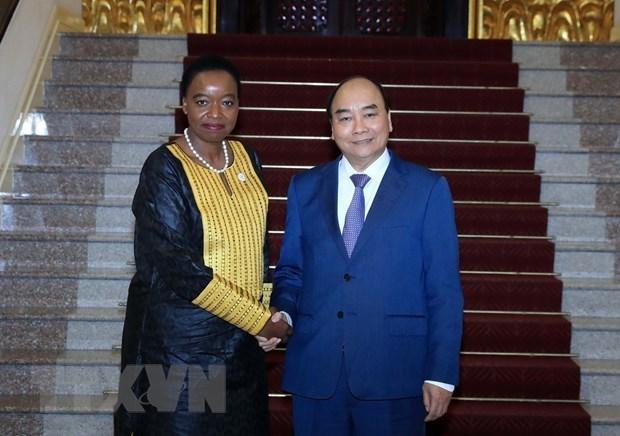 Primer ministro de Vietnam aboga por robustecer cooperacion comercial con Kenia hinh anh 1