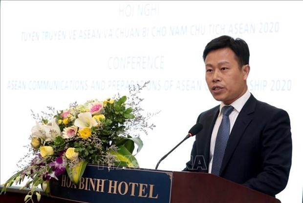 Acelera Vietnam actividades preparatorias para asumir la presidencia de la ASEAN en 2020 hinh anh 1