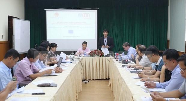 Aceleran incorporacion de Vietnam a Convenio sobre la abolicion del trabajo forzoso hinh anh 1