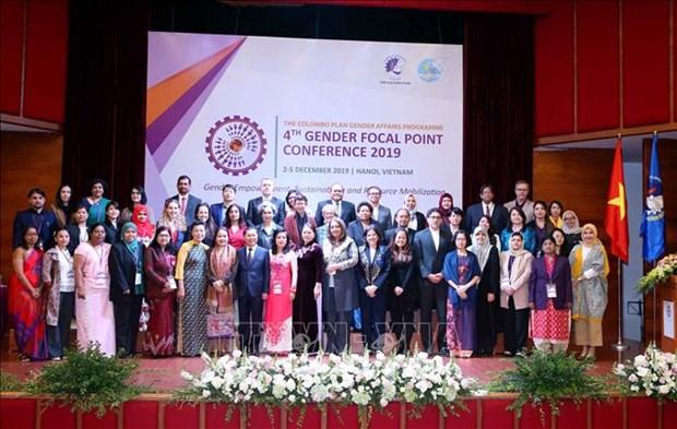 Prioriza Vietnam el impulso a la igualdad de genero hinh anh 1