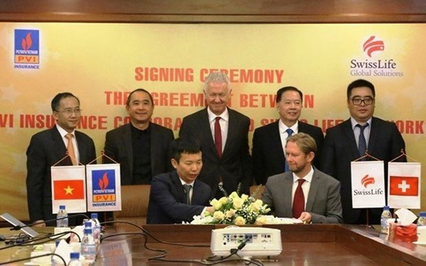Impulsa empresa vietnamita de seguros cooperacion integral con Swiss Life Network hinh anh 1