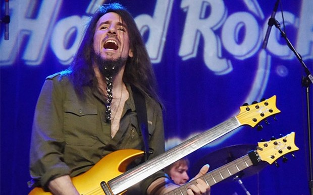 Ex miembro de la banda Guns N' Roses dara concierto en Vietnam hinh anh 1