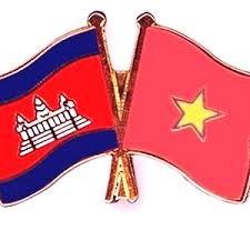 Localidades fronterizas de Vietnam y Camboya intensifican lazos en asuntos legales hinh anh 1
