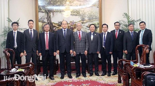 Busca provincia vietnamita de Dong Nai recaudar mas inversiones singapurenses hinh anh 1