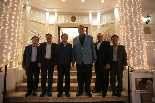 Miguel Mejia agota exitosa agenda en Vietnam que consolida las relaciones diplomaticas con Republica Dominicana hinh anh 3