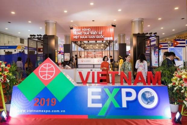 Inauguran en Ciudad Ho Chi Minh Vietnam Expo 2019 hinh anh 1
