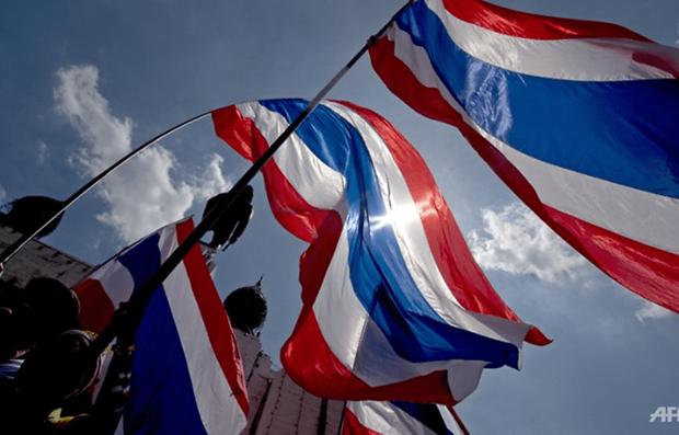 Dirigentes de Vietnam felicitan a Tailandia por su Dia Nacional hinh anh 1