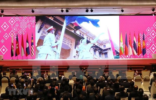 Senalan ventajas y dificultades para Vietnam como presidente de ASEAN en 2020 hinh anh 1