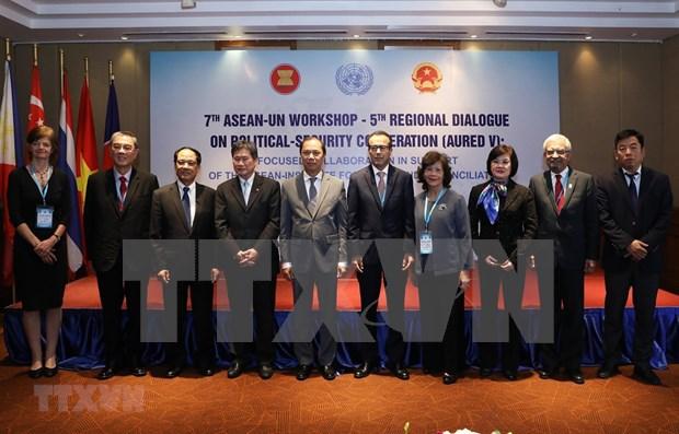 Exhorta Vietnam a la ASEAN y la ONU a impulsar la diplomacia preventiva hinh anh 1