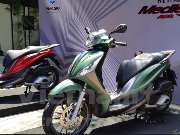 Apunta Indonesia a exportar un millon de motocicletas para 2025 hinh anh 1