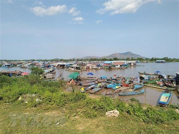 Afirma Vietnam apoyo a reubicados camboyanos vietnamitas en Tonle Sap hinh anh 1