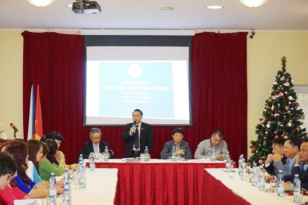 Promueven vietnamitas en la Republica Checa imagenes y cultura de su tierra natal hinh anh 1