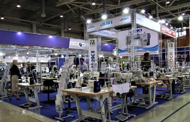 Creceran exportaciones de confecciones textiles de Vietnam 7,55 por ciento este ano hinh anh 1