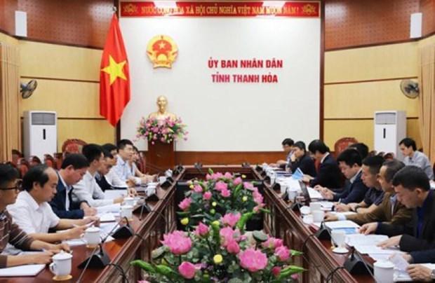 Estudia empresa de Hong Kong implementacion de proyecto de energia eolica en provincia vietnamita hinh anh 1
