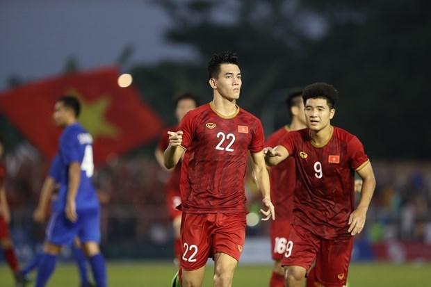 Futbol: Convierte Vietnam a Tailandia en excampeon de SEA Games hinh anh 1