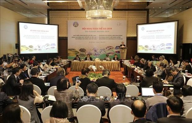 Debaten en Vietnam necesidad de establecer zonas de materias primas para mercado agricola hinh anh 1