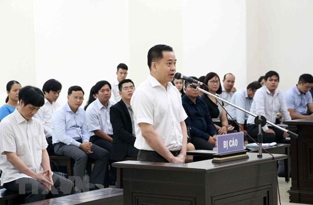 Efectuaran juicio de primera instancia contra exfuncionarios de ciudad vietnamita de Da Nang hinh anh 1