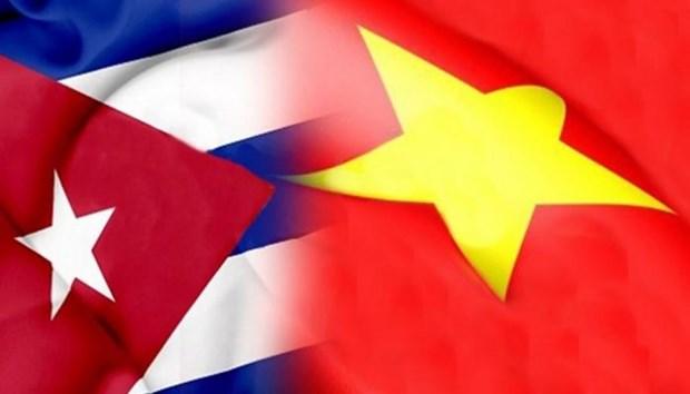 Celebran en Vietnam aniversario de la fundacion de las Fuerzas Armadas Revolucionarias de Cuba hinh anh 1