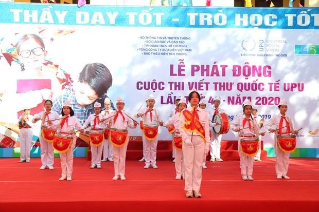 Convoca en Vietnam concurso internacional de composiciones epistolares 2020 hinh anh 1