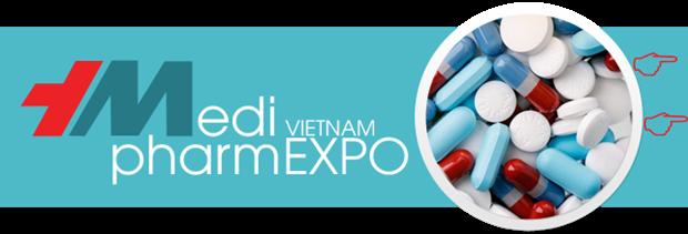 Realizan en Hanoi Exposicion Internacional de Medicinas y Productos Farmaceuticos hinh anh 1