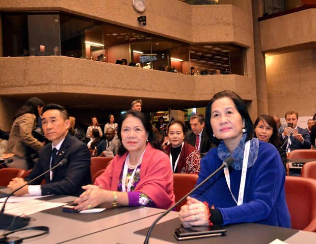 Vietnam participa en Asamblea General de la Cruz Roja y la Media Luna Roja hinh anh 1