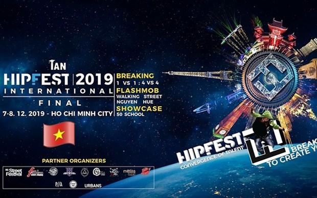 Efectuaran en Vietnam Festival Internacional de Hip hop hinh anh 1