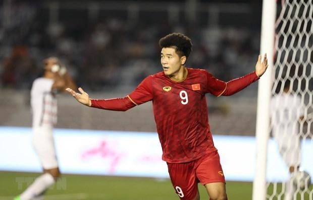 SEA Games 30: Vietnam sepulta el sueno de Camboya y jugara la final con Indonesia hinh anh 1