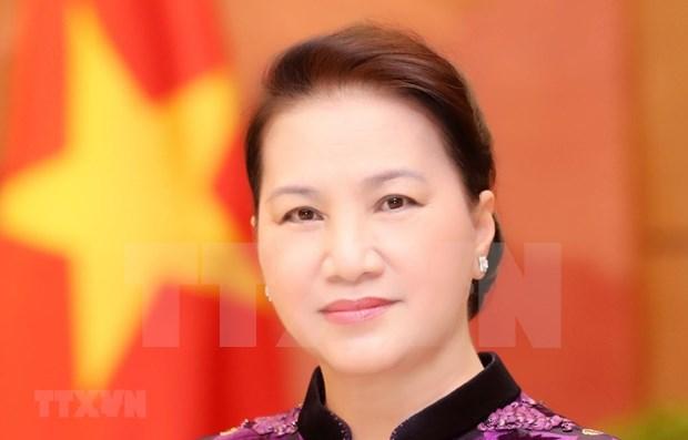 Impulsara visita de maxima legisladora lazos parlamentarios Vietnam-Rusia hinh anh 1