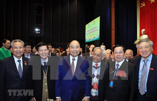 Premier de Vietnam destaca contribucion de estudiantes surenos a construccion nacional hinh anh 1