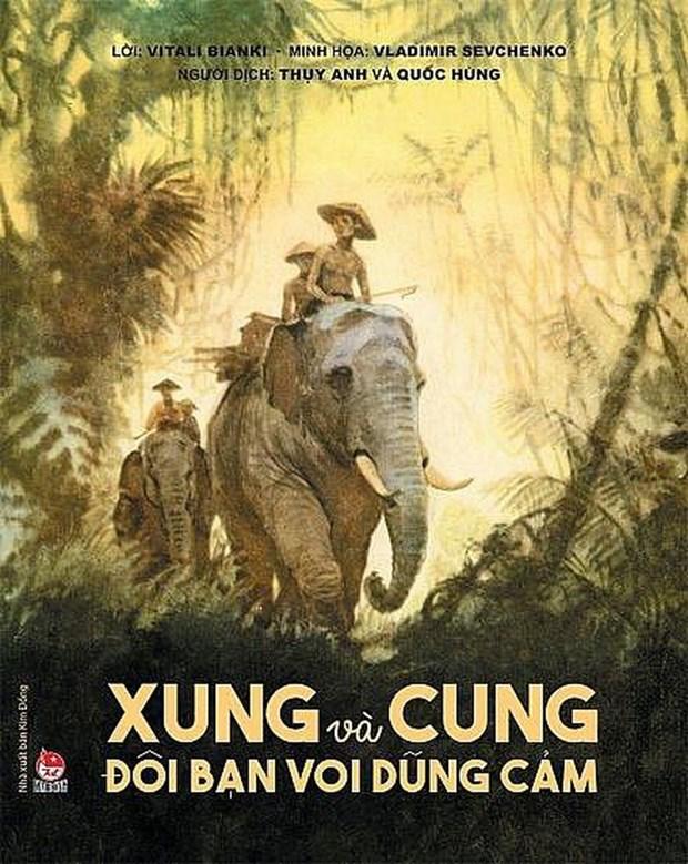 Publican libro sobre la amistad entre Vietnam y Rusia hinh anh 1