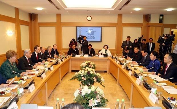 Promueven cooperacion parlamentaria entre Vietnam y la Republica de Tartaristan hinh anh 1