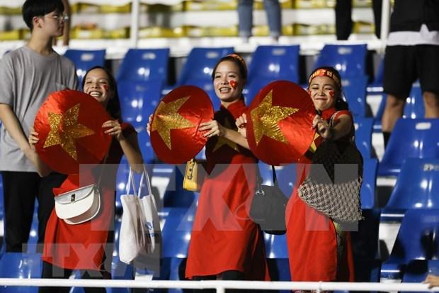Provoca el futbol un alud de turistas vietnamitas en Filipinas hinh anh 1