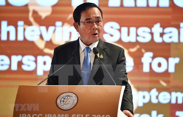 Recibe primer ministro de Tailandia bajo nivel de aprobacion en encuesta nacional hinh anh 1
