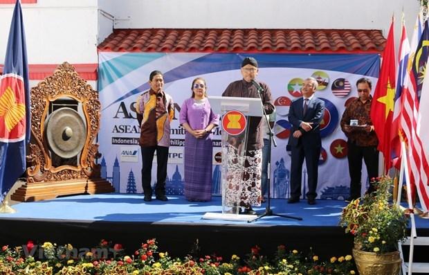 Promueve comunidad de la ASEAN en Mexico su rica identidad cultural hinh anh 1