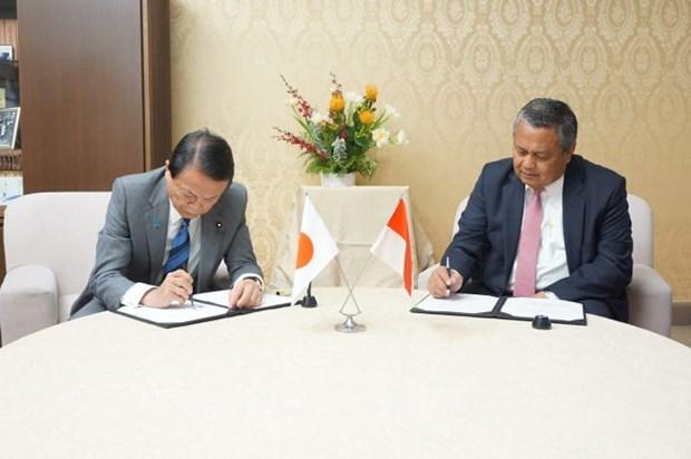 Acuerdan Indonesia y Japon uso de monedas nacionales en transacciones bilaterales hinh anh 1