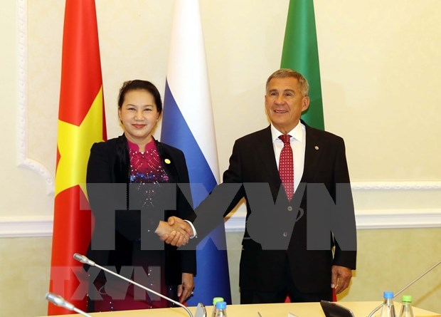 Muestran expertos rusos optimismo sobre los lazos entre Vietnam y Rusia hinh anh 1