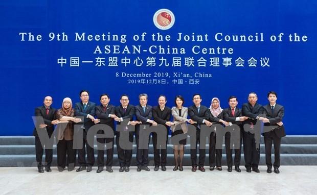 Participa Vietnam en reunion del Consejo Conjunto del Centro ASEAN- China hinh anh 1