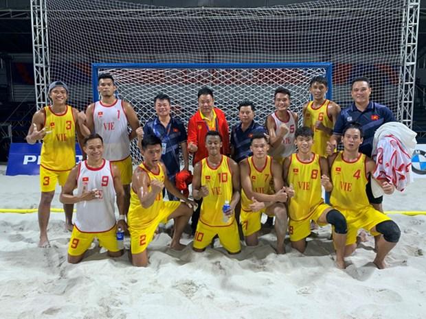 Cierra Vietnam en segundo lugar su participacion en Juegos del Sudeste Asiatico hinh anh 1