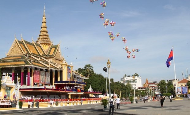 Pronostica Banco Mundial crecimiento solido de economia de Camboya hinh anh 1
