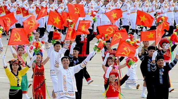 Celebraran exposicion de fotos sobre logros de Vietnam en derechos humanos hinh anh 1