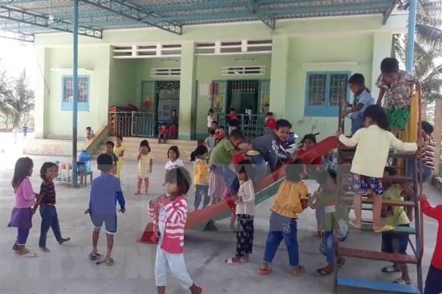 Proponen en Vietnam medidas para mejorar la nutricion infantil en las etnias hinh anh 1