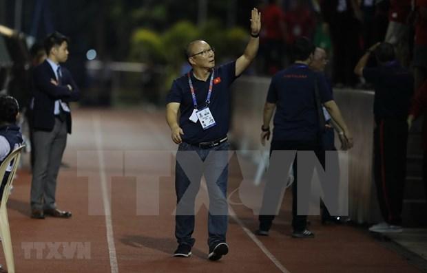 "SEA Games 30: ""Espiritu de Vietnam"" es secreto para ganar hinh anh 1"