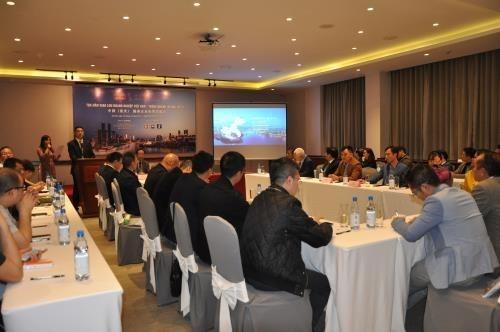 Empresas vietnamitas y chinas estudian oportunidades de negocios hinh anh 1