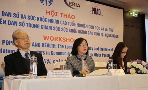 Consideran a Vietnam como uno de los paises con alta tasa de envejecimiento hinh anh 1