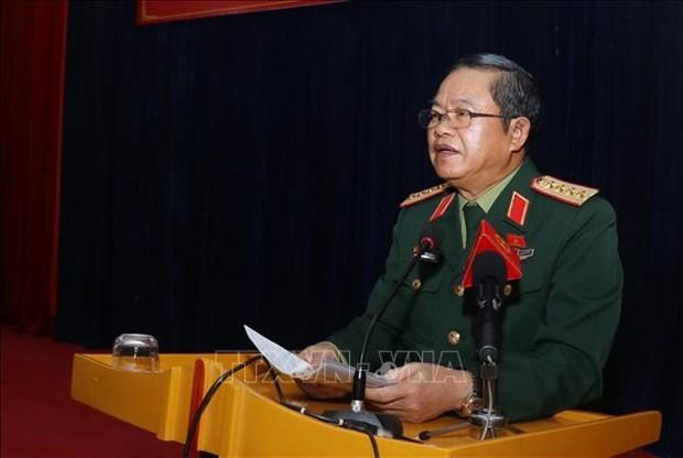 Promete Parlamento de Vietnam apoyo a lazos con Mexico en defensa- seguridad hinh anh 1