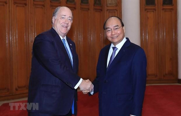 Aboga Vietnam por alcanzar equilibrio en nexos comerciales con Estados Unidos hinh anh 1