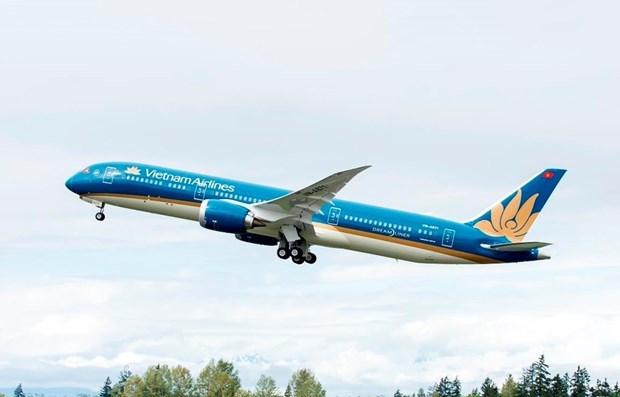Lanza Vietnam Airlines ventas de boletos promocionales para vacaciones del Ano Nuevo Lunar hinh anh 1