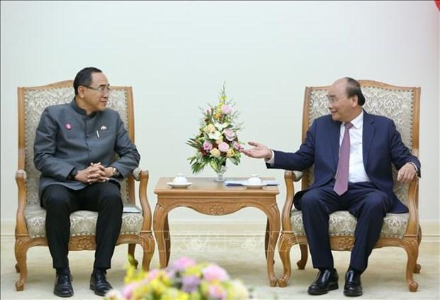 Aspira Vietnam a impulsar exportaciones a Tailandia hinh anh 1