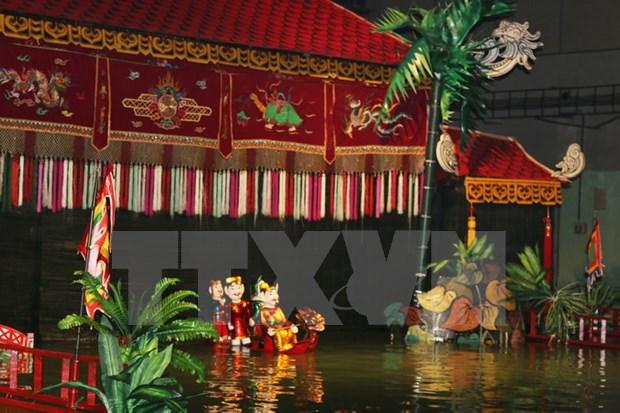 Festival de marionetas se celebrara en Ciudad Ho Chi Minh con actividades atractivas hinh anh 1